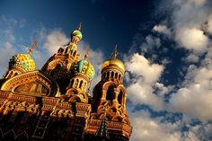 St. Petersburg, Russia #russia #church
