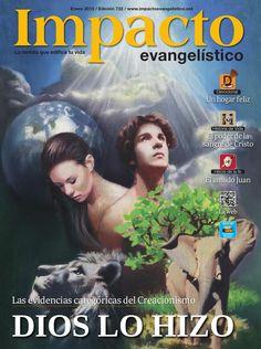Revista Impacto Evangelístico Edición Enero 2015 Idioma Español