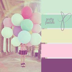 prettypastels