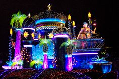 Disney - Disney's Electrical Parade by blue2342_2nd, via Flickr