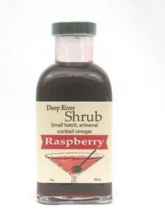 Raspberry Shrub  Deep River, CT