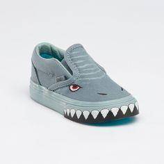 Vans Shark Slip-On, Toddlers
