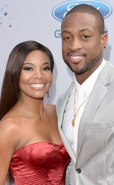 Gabrielle Union & Dwyane Wade from 2013 BET Awards: Arrivals | E! Online