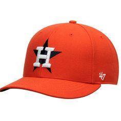 Houston Astros '47 2013 Alternate Bullpen MVP Adjustable Hat - Orange - $17.99