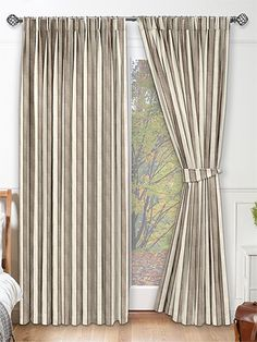 St Ives Sandy Beige Curtains from Curtains 2go
