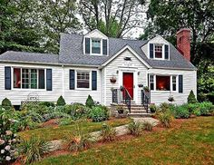 cape cod homes | This Mountain Lakes Cape Cod-style home offers buyers affordable charm ...