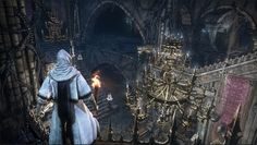Bloodborne-Only-The-Holiest-May-Enter-Chalice-Dungeons  Chalice Dungeons is not for the weak, great rewards await those brave enough to venture within these tombs under the city, but you must first acquire holiness.   #PS4Games #Bloodborne #PlayStationGames