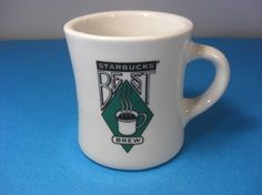 Starbucks Best Brew Mug --RARE HARD TO FIND