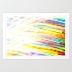 Glitter 1214 Art Print by ceciliekaroline Glitter, Art Prints, Art Impressions, Art Print, Glow