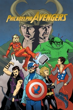 PhiladelphiAvengers... I died laughing