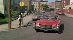 Cadillac DeVille Convertible Car – A Bronx Tale Movie Scenes Cadillac Eldorado, Cadillac Escalade, A Bronx Tale, Mclaren Mercedes, Daihatsu, Maybach, Rolls Royce, Buick, Bugatti