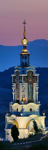 St Nicholas, Malorichenske - Ukraine