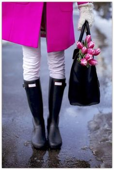 Art Symphony: Rain Boots