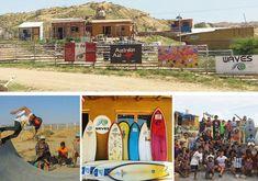 Lobitos, PERU. (waves for development) TEACH SOMETHING!