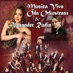 Musica Viva Oda Orkestrası & Alexander Rudin 22 Aralık'ta AASSM'de | İzmir'de Sanat