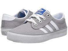 adidas Originals Kiel 72 Aluminum/Running White/Bluebird - Zappos.com Free Shipping BOTH Ways
