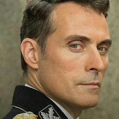 Never too Old — Obergruppenführer Sewell you're looking particularly delectable today. Source: Rufus Sewell FB
