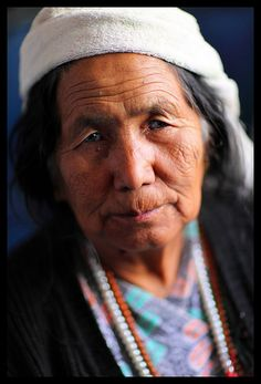 Nepal woman