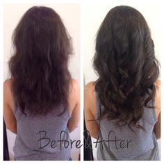 One track of braidless sew in hair extensions for some fullness! Braidless Sew In, Sew In Hair Extensions, Track, T Shirts For Women, Long Hair Styles, Beauty, Fashion, Moda, Runway