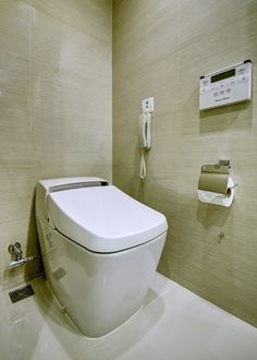 Bathroom with shower toilet - Mandarin Hotel Managed by Centre Point
