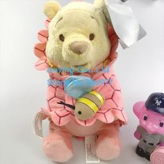 Cute Piglet Eeyoree Donkey Friend Bee Baby Bear Cute Soft Stuff Plush Toy Children Birthday Gift