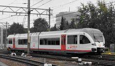 nederlandse treinen - Veolia