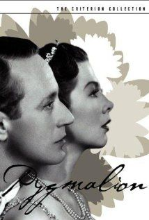 We are all familiar with Rex Harrison as Henry Higgins but Leslie Howard originated the role opposite his Eliza Doolittle, Wendy Hiller!  If you're looking for singing, you won't find it except for wonderful acting and a gorgeous leading lady!