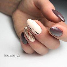 Идеи дизайна ногтей - фото,видео,уроки,маникюр!   VK #Manicures