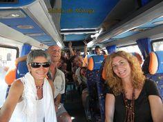 Este genial grupo, fueron a pasar una aventura por Marruecos! y contaron con nosotros para su traslado hasta Tarifa!! Gracias amigos!!