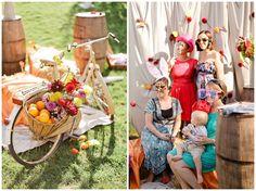 Real Wedding: Emma & Alain @ Lavender & Rose: Riviera & Provence Weddings by Kerry Bracken