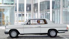 Seventies Mercedes-Benz 280 CE (W114)