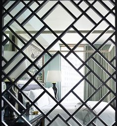 Amazing design of the partition beautiful space - Homemidi Partition Screen, Room Divider Screen, Partition Design, Decoration Inspiration, Interior Design Inspiration, Design Ideas, Interior Architecture, Interior And Exterior, Space Dividers