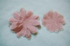 Fabric Flowers, Boutonnieres + More… | Sew Mama Sew | Outstanding sewing, quilting, and needlework tutorials since 2005.