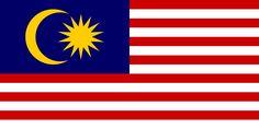 Flag of Malaysia - Galeria de bandeiras nacionais – Wikipédia, a enciclopédia livre