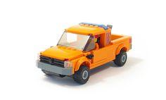 Lego Car, Micro Lego, Lego Speed Champions, Lego Vehicles, Custom Lego, Lego Ideas, Lego Creations, Building Toys, Bricks
