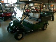 Beckers Golf Cart Handel -   - Ligier - Yamaha - WSM Mitsubishi - E-Z-GO - Club Car - Yamaha YTF mit Straßenzulassung NEUFAHRZEUG Golf Cart / Golfcar