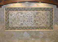 StoneImpressions: Elegante Kitchen Backsplash: Kitchen Backsplash Tiling…