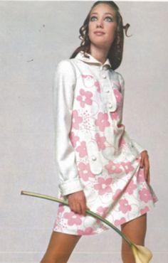 Marisa Berenson. Photo by David Bailey, 1968.