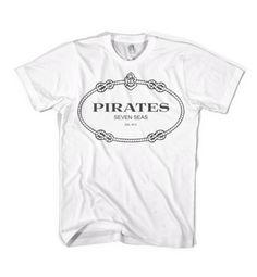 5be782959de Pirates T-Shirt Disneybound