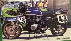 KZ1000 MK2 1979