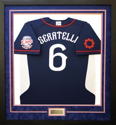 7ee8e02fc072 32 Best Framed Baseball Jerseys images