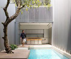Best pool landscape design