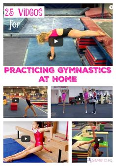 practice gymnastics at home / practice gymnastics at home . how to practice gymnastics at home . gymnastics skills to practice at home All About Gymnastics, Gymnastics Room, Tumbling Gymnastics, Gymnastics Quotes, Gymnastics Gifts, Gymnastics For Kids, Cheerleading Quotes, Olympic Gymnastics, Olympic Games