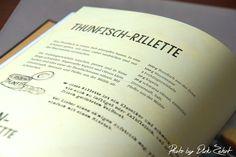 Aufs Brot - Aufstriche und mehr - Thunfisch Rillette