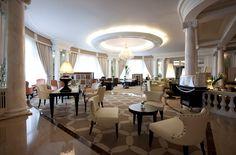 lobby Lausanne Palace & Spa