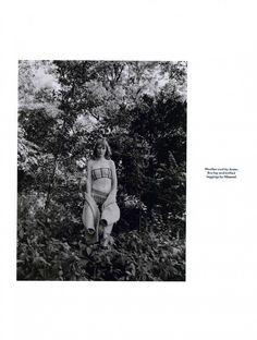 AnOther Magazine Editorial FW 2010-11 - Kirsten Owen by Marlene Marino