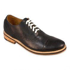 Bed Stu Cobbler Uptown Black Milano #Shoes #fashion