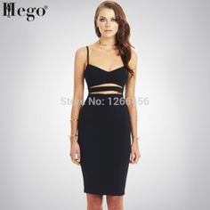 HEGO 2015 New Women Celebrity Party Club Wear Sexy Cut-out Bodycon Bridget Elastic Bodycon Bustier Dress Bustier Dress, New Model, New Woman, Dress Brands, Clubwear, Evening Dresses, Two Piece Skirt Set, Celebrity, Hot
