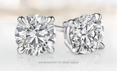 Ritani #Sweepstakes: Enter to #win a pair of diamond stud earrings