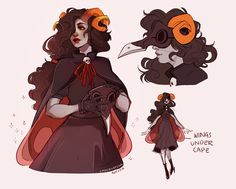 more of my aradia muse aka @adeysia and what she's wearing to the halloween party > please don't repost/reuse/etc. especially for your own muses. <